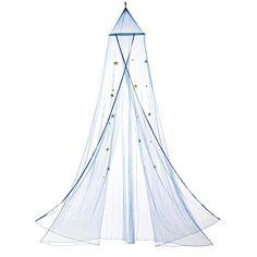 Blue Starry Sky Bed Canopy Tom & Co. http://www.amazon.com/dp/B00QHCLVY4/ref=cm_sw_r_pi_dp_nrK8ub1M7YKVX