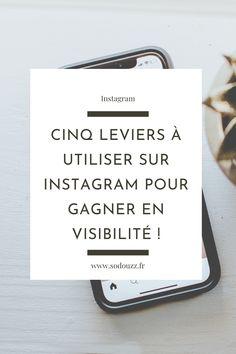 Vous avez envie de gagner en visibilité sur Instagram ? Vous ne savez pas vraiment comment vous y prendre ? Voici les quelques leviers sur lesquels vous pouvez jouer pour booster votre visibilité. Prêt à en découvrir davantage ? C'est par ici que ça se passe !