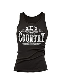 Country Junkie Nation Women's Porches & Plows Tank Top  http://www.countryoutfitter.com/products/60932-womens-porches-and-plows-tank-top?lhs=u_p_p_n_a&lhb=MP&lhc=womens_apparel&lhg=country_junkie_nation&utm_source=pinterest&utm_medium=social