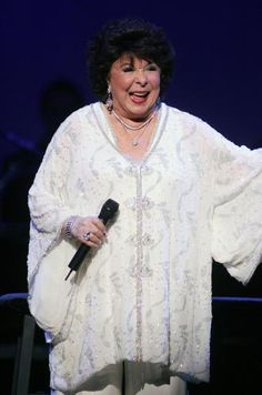 Eydie Gorme 1928 - 2013 ( Age 84) Died from undisclosed illness