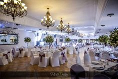 Wedding venue, five-star boutique wedding and conference venue - Chez Charlene Star Wedding, Pretoria, Conference, Wedding Venues, Table Decorations, Weddings, Boutique, Home Decor, Wedding Reception Venues