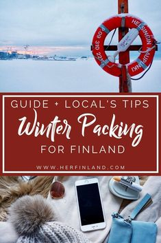 This detailed packing list by local helps you pack for freezing winter conditions in Finland & Scandinavia! Europe Travel Outfits, Packing For Europe, Europe On A Budget, Packing List For Travel, Europe Travel Tips, Packing Lists, Italy Travel, Travel Guide, Finland Destinations