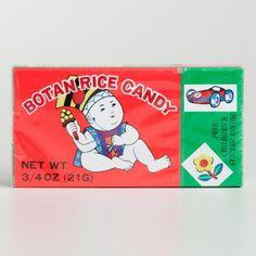 Botan Rice Candy, Set of 10