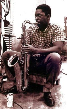 """John Coltrane 