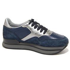 8283N sneakers donna HOGAN NUOVO SPORTIVO blu shoes woman [37] in OFFERTA su www.kellieshop.com Scarpe, borse, accessori, intimo, gioielli e molto altro.. scopri migliaia di articoli firmati con prezzi da 15,00 a 299,00 euro! #kellieshop Seguici su Facebook > https://www.facebook.com/pages/Kellie-Shop/332713936876989