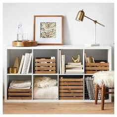 Cool U0026 Collected Living Room Storage : Target