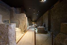 Illuminazione a led lighting design e risparmio energetico per il patrimonio archeologico