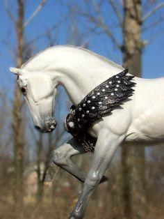 .Model Horse Tack by Tikhova Katerina aka Romeliena