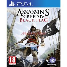 Gra PS4 Assassins Creed IV Black Flag