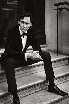 Tom Hiddleston is wonderful. Like, really wonderful. Like so wonderful I can't even describe how wonderful.
