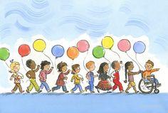Red Balloon, Balloons, Zentangle, Doodles, Drawings, Artist, Illustrations, Kids, Globes