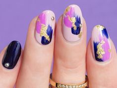 Nail art designs never stop changing, so it is difficult to keep track of them. We will do our best to help you not to get lost in the world of nail art!
