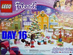LEGO Friends 2015 Advent Calendar set# 41102 Day 16