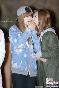 Chorong, Eunji! Eunrong
