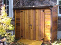 cedar garden shedleaning cedar shedlean to shedcedar lean to shed