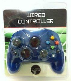 Blue Compatible Controller for Original Xbox Console | eBay