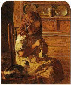 John Dawson Watson (1832-1892)의 작품입니다.