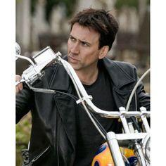 Nicolas Cage: Christopher Custos