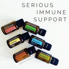 Strengthen you & your family against the back-to-school immune assault! This blend hasn't failed me yet! In a 10 ml roller bottle combine: 16 drops Breathe 12 drops OnGuard 8 drops Oregano 8 drops Melaluca 8 drops Frankincense 3 drops Lemon Top off with Fractioned Coconut Oil Apply at least 3 times daily to bottoms of feet, chest, back and bridge of nose if you need an immune boost, and 1/ day to bottoms of feet or spine if you just want to maintain your immune system. ❤️ Cortney Have…