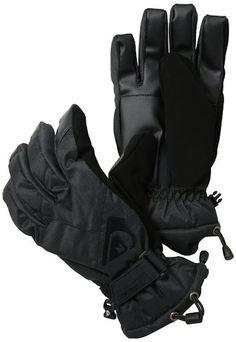 Quiksilver Meteor Waterproof Gloves Black