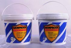 Waterproofing 1 komponen. (Eksternal waterproofing) berfungsi untuk perlindungan serba guna luar dan dalam bangunan anda. Melindungi permukaan yang dieskpos, tidak dilindungi oleh plesteran atau cat. Sifat elastis, cocok untuk pertemuan dua struktur yang berbeda. Cocok diaplikasikan pada dinding, atap metal, bak kamar mandi, pipa, genteng, dll. Contoh waterproofing : MONPROOF. MONPROOF mengandung UV resistance. Info lebih lanjut call/sms 0878/801/801/52 Terima kasih