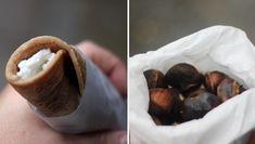 Chestnut crepes: Preserving the taste of autumn