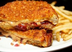 Deep fry your PB&J. | 13 Easy Tricks That Will Turn You Into A Foodie