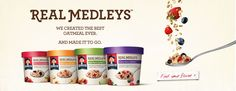 I received this product complimentary for testing purposes from Influenster.com:  Quaker Real Medleys Oatmeal in four flavors:  ~Cherry Pistachio Oatmeal (I happened to receive this flavor)  ~Peach Almond Oatmeal  ~Apple Walnut Oatmeal  ~Summer Berry Oatmeal  Received @influenster as part of the Holiday Voxbox 2012    Quaker Real Medley Oatmeal +  @Quaker / #RealMedleys