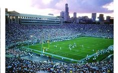 Old Soldier Field - History, Photos & More of the former NFL ...