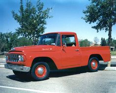 1962 International C-99 1/2 Ton Pickup