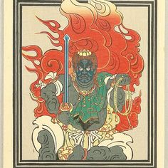 Japanese Buddhism, Japanese Tattoos, Buddhist Art, Artist, Painting, Instagram, Artists, Painting Art, Tattoos
