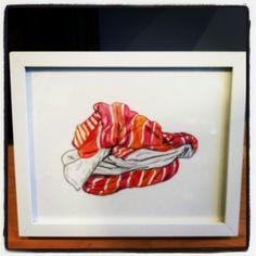 Get him one of Joey Veltkamp's beautiful blanket drawings!  #drawing #blanket #art #original #unique #greatgift #cool #giftidea