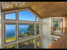Waterfront Real Estate Video of 6711 Cliff Ave KP S, Longbranch, WA 9835...