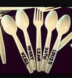 Photo of One Direction Spoons and Fork! for fans of One Direction 35206553 Liam Payne, 5sos, One Direction Humor, I Love One Direction, Direction Quotes, Irresistible One Direction, James Horan, Zayn Malik, Niall Horan