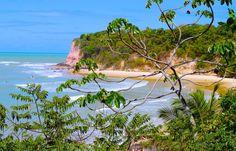 Melhores praias de Tibau do Sul Rio Grande Do Norte, Serhs Natal Grand Hotel, Brazil, River, World, Beach, Places, Outdoor, Beautiful