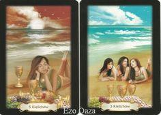 Ezo Oaza: Złoty Tarot