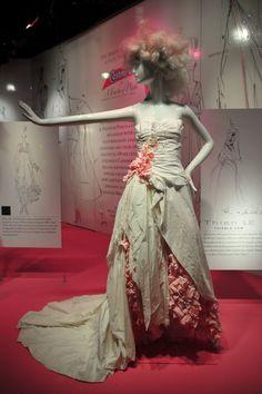 """bathroom tissue couture"", pinned by Ton van der Veer"
