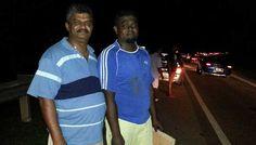Pomen India baik hati tolong pemandu percuma sebab raya - http://malaysianreview.com/134325/pomen-india-baik-hati-tolong-pemandu-percuma-sebab-raya/