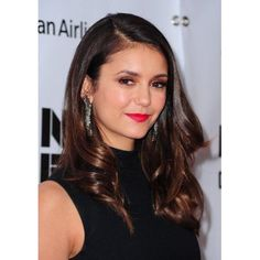 Nina Dobrev At Arrivals For Bridge Of Spies Premiere At The 53Rd New York Film Festival (Nyff) Canvas Art - (16 x 20)