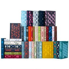 A Penguin Classics Complete set. I didn't know that there was so many