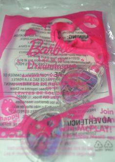 McDonald's 2014 Barbie Life in the Dreamhouse Sunglasses Toy #4