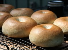Bagel recipe (need to try this one)