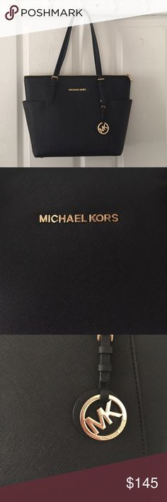 Michael Kors Tote Almost never used Michael Kors tote bag. No trades! Michael…