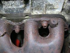 Rusty Manifold Nut Removal Tips Truck Repair, Engine Repair, Car Repair Service, Car Engine, Vehicle Repair, Auto Collision, Collision Repair, Car Fix, Rusty Cars