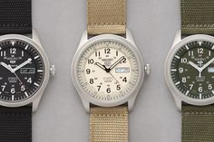 seiko military watches::via pure evil