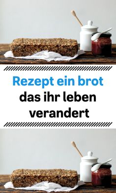 rezept ein bro tdas ihr leben verandert Banana Bread, Cereal, Breakfast, Desserts, Gluten Free Oatmeal, Types Of Cereal, Low Fiber Foods, Souffle Dish, Brot