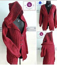 60 Inspiring New Free Crochet Patterns More #PonchosCrochetPatterns