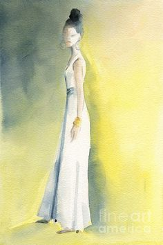Google Image Result for http://images.fineartamerica.com/images-medium/long-white-dress-watercolor-fashion-illustration-beverly-brown-prints.jpg