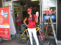 Bike Trailer Advertising