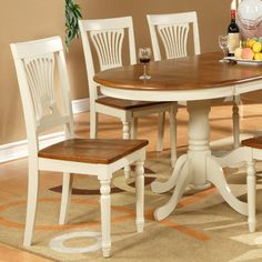 Wooden Importers Plainville Side Chair